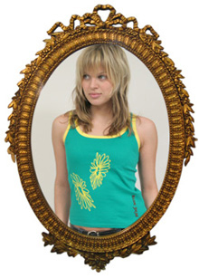 Angry Flowers Sale Women's Vest Top