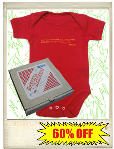 SALE! Dude Baby Grow
