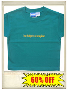 SALE! Chips Kids T-shirt
