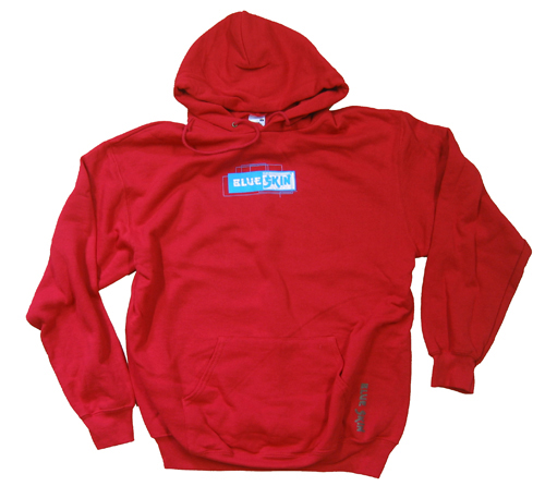 Blueskin Logo Men's Hoody