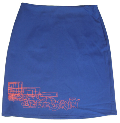 Skyline Skirt Front View