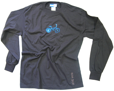 BMX Mens Longsleeved T-shirt