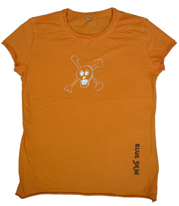Skull & Crossbones Womens T-shirt